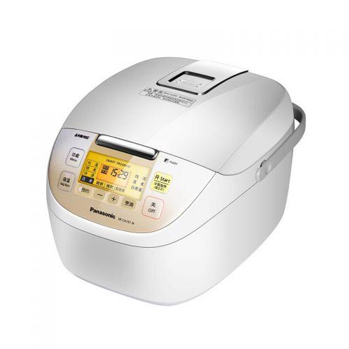 松下(Panasonic)3.2升微电脑电饭煲SR-DE106-F(白色)