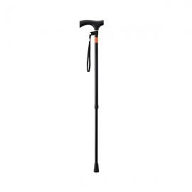 TacaoF(特高步)伸缩拐杖E-234(黑色)