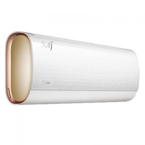 美的(Midea) 天行1.5匹变频冷暖分体空调 KFR-35GW/BP3DN8Y-CA101(B1)(白色)