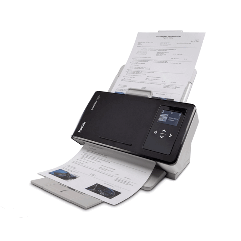柯达  扫描仪 i1150
