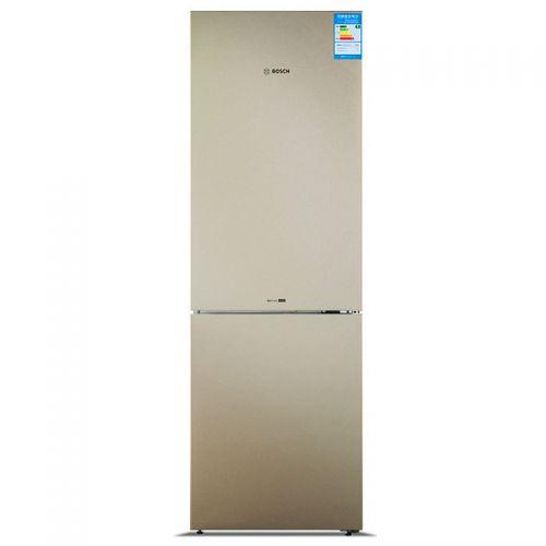 博世(BOSCH)321升 风冷无霜 两门冰箱KGN33V2QEC(流沙金色)