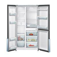 西门子(SIEMENS)569L 大容量 零度T字 对开门冰箱 KA93NA292C(霜点银)