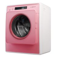 小吉(MINIJ) 2.8公斤 迷你滚筒洗衣机Pro-P(甜心粉)