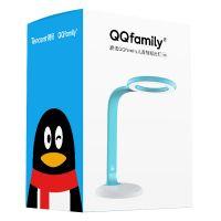 腾讯QQfamily 儿童智能护眼灯 LED阅读台灯 K8E(樱花粉)