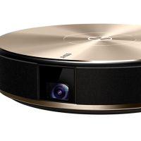 坚果(JmGO)1080P 家用智能投影仪 E9(金色)