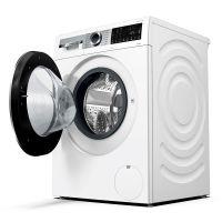 博世(BOSCH)4系 10公斤 变频全自动滚筒洗衣机WBUM45000W (白色)