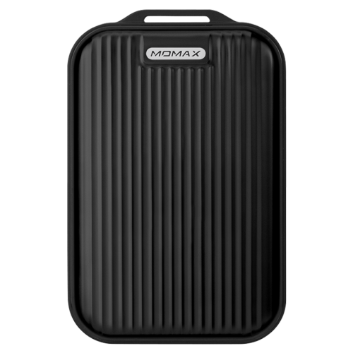 摩米士(Momax)梦想旅行箱10000毫安时快充移动电源IP58AD(黑色)