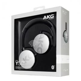 *爱科技 (AKG)   头戴蓝牙耳机Y50BT(银色)