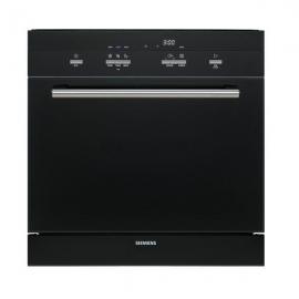 *产地西班牙 进口西门子(SIEMENS)嵌入式洗碗机SC73M610TI(黑色)
