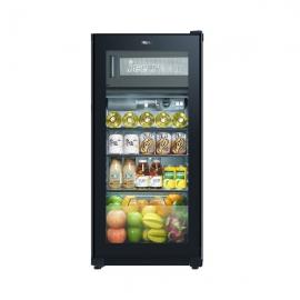 *海尔(Haier)120升 立式  冷藏保鲜酒柜 LC-120DF (黑色)【限广东区域】