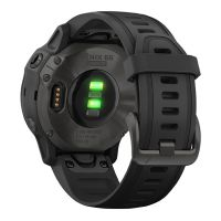佳明(GARMIN)Fenix6S Pro 蓝宝石镜面手表 音乐支付户外腕表中文版(黑色)