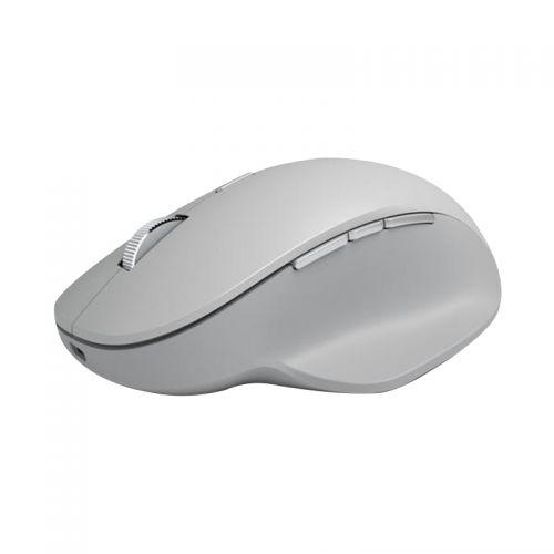 微软(Microsoft)Surface Precision 人体工学蓝牙鼠标 有线无线双模鼠标 FTW-00004