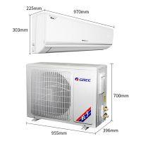 格力(GREE)绿嘉园 2匹 定频单冷 壁挂式空调 KF-50GW/(50356)NhAd-3(白色)