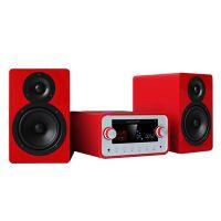 丽扬(neon)高保真 电子管组合音响 MTB780 Hi-Fi (玫瑰红)