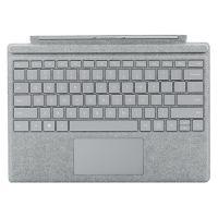 微软(Microsoft)Surface Pro 特制版专业键盘盖 FFP-00020 (亮铂金)