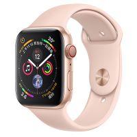 Apple WatchS4 40mm GPS + 蜂窝版 MTVG2CH/A(金色铝+粉砂色)