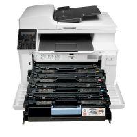惠普HP Color LaserJet Pro MFP M181fw 彩色激光多功能一体机T6B71A (打印 复印 扫描 传真)