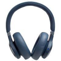 JBL 无线蓝牙降噪头戴式耳机LIVE 650BTNC(蓝色)