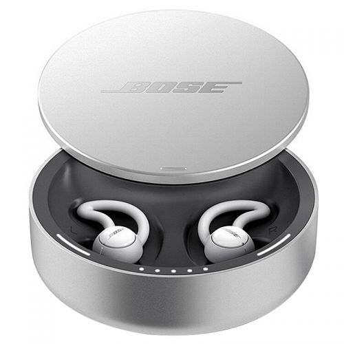 Bose 遮噪睡眠耳机Bosenoise-maskingsleepbuds(银色)