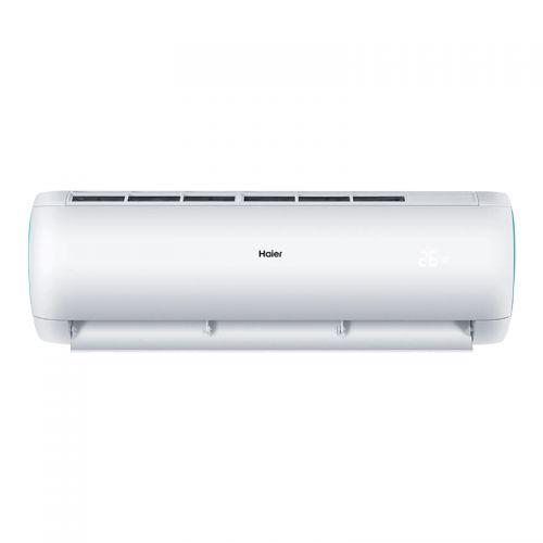 海尔(Haier)劲铂DE系列 1匹 变频冷暖 分体壁挂式空调 KFR-26GW/15DEB21AU1(白色)