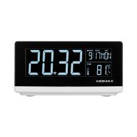 摩米士(Momax)Q.CLOCK无线充电子闹钟 QC1CNW(白色)