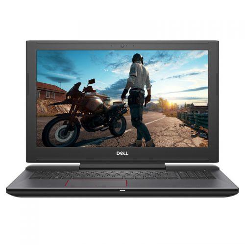 戴尔(DELL)灵越游戏7000 15.6英寸笔记本电脑 Ins15-7577-R1745(i7-7700HQ / 8GB系统内存/ GTX1050Ti/ 128GB SSD+1TB机械硬盘)