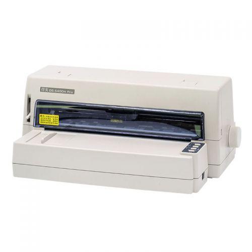 得实(Dascom)24针高性能平推证薄/票据打印机 DS-5400HPro