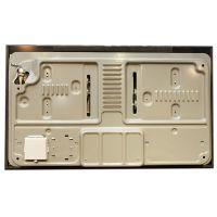 AEG 4.5KW大火力嵌入式燃气灶 HGB82200CM(天然气/不锈钢)