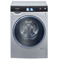 西门子(SIEMENS)iQ700系列 10公斤滚筒洗衣机WM14U9680W(银色)
