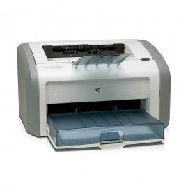 **惠普HP A4黑白激光打印机HP 1020plus(单打印)
