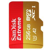 闪迪(SanDisk)256GB TF(MicroSD)存储卡(带卡套)