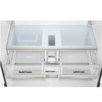 卡萨帝(Casarte)609升 自由嵌入式 十字对开门冰箱 BCD-609WDGWU1(晶钻紫)
