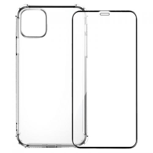 尚睿(Sanreya)iPhone 11系列手机壳膜礼盒套装   【特价商品,非质量问题不退不换,售完即止】【清仓折扣】