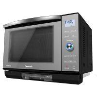 松下(Panasonic)27升  全自动 蒸汽变频微波炉烤箱 一体机 NN-DS59JBXPE(黑色)