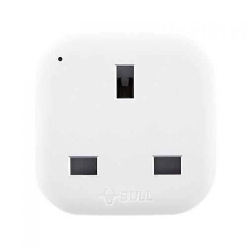 公牛(BULL) 国标转英标电源转换器 GN-L01CE(白色)