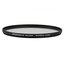 艾摄卡(Athabasca) 爱摄卡MCUV超薄多层镀膜滤镜58mm
