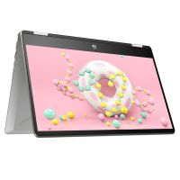 惠普(HP)星系列 X360 14英寸笔记本电脑(i5-8265U 8G 512GB MX130)银色