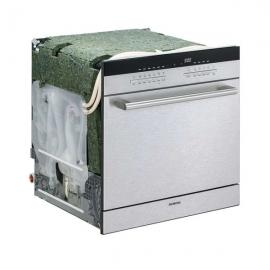 产地西班牙 进口西门子(SIEMENS) 嵌入式洗碗机 SC76M540TI