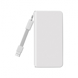 【特价商品,非质量问题不退不换,售完即止】摩米士(Momax)10000毫安移动电源iPower minimal Type C(白色)