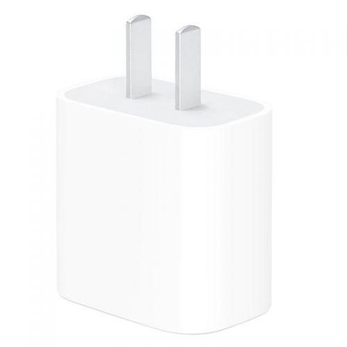 Apple 18W USB-C 电源适配器MU7U2CH/A(白色)