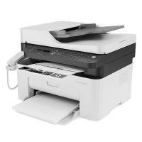 惠普 (HP)黑白激光多功能一体机四合一打印复印扫描传真 138pnw
