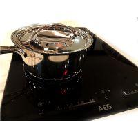 产地德国 进口AEG 36CM Ceramic系列 微晶玻璃嵌入式电陶炉 HC452021EB(黑色)