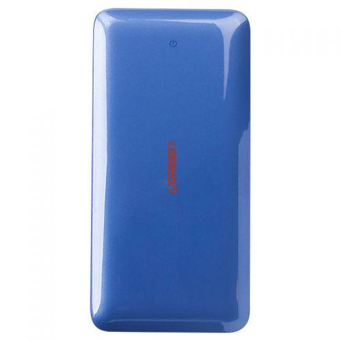 绿联(UGREEN)10000mAh无线充移动电源(星光蓝)