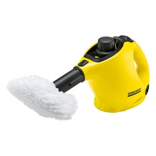 卡赫(KARCHER)多功能家用高温蒸汽压力清洁机 SC1(黄色)