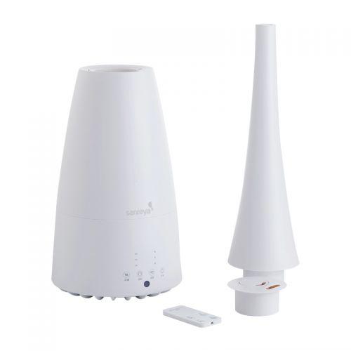 尚睿 (Sanreya)冷热两用超声波 加湿器 DS30C-AE (白色)