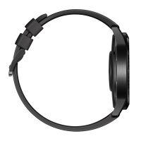 华为(HUAWEI)WATCH GT2 智能手表 黑色氟橡胶表带LTN-B19(曜石黑)