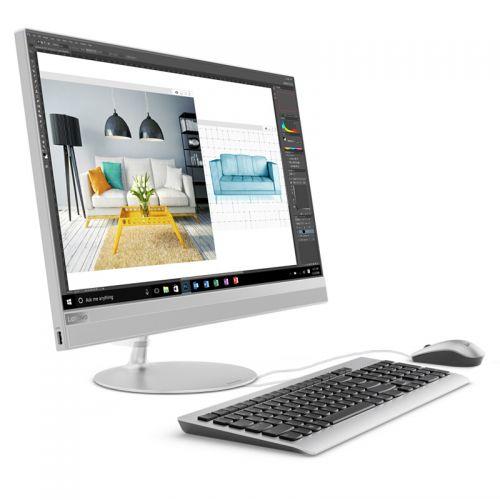 联想(Lenovo)23.8英寸一体机ideacentre AIO520-24ICB(银色)