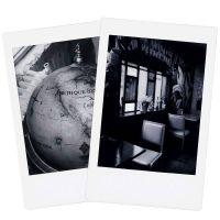 产地日本 进口富士(FUJIFILM)拍立得相纸Mini胶片(黑白)