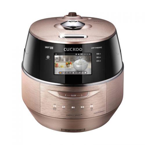产地韩国 进口福库(CUCKOO)IH 3升 电饭煲CRP-FH0601FG