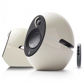 *漫步者(EDIFIER) 魔号 新一代电视客厅电脑音响 E225 (乳白色)